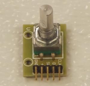 04 KY-040 Rotary Encoder