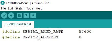Define Device Address