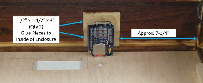 33 Glue Master Arduino Mounts