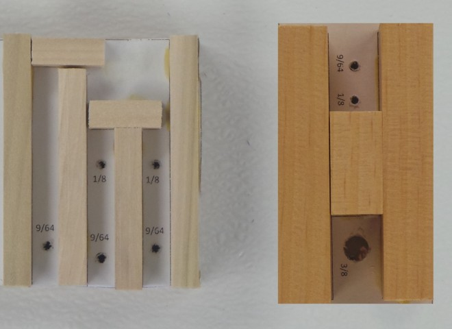 Jigs with Middle
