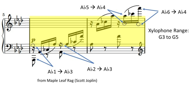 02 Octave Transpose Notes