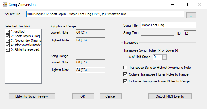 SPI Flash Software – Build Your Music